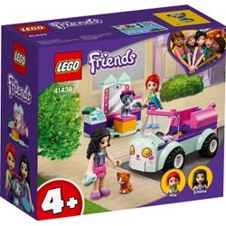 La voiture de toilettage pour chat - LEGO Friends - 41439