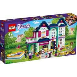 La maison familiale d'Andréa - LEGO Friends - 41449