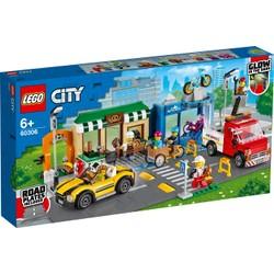 La rue commerçante - LEGO City - 60306