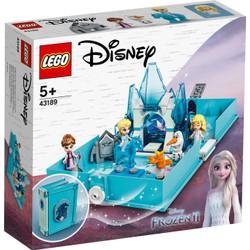 Les aventures d'Elsa et Nokk dans un livre de contes - LEGO Disney  - 43189