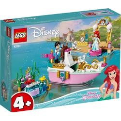 Le bateau de mariage d'Ariel - LEGO Disney - 43191