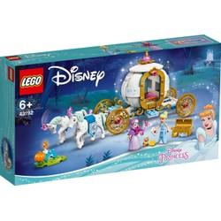 Le carrosse royal de Cendrillon - LEGO Disney - 43192