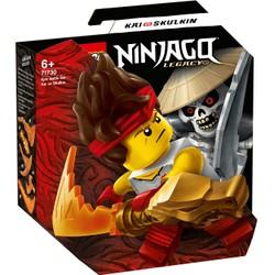 Set de bataille épique - Kai contre Skulkin - LEGO Ninjago - 71730