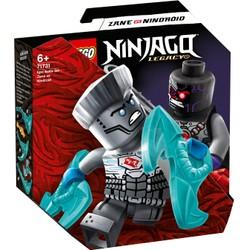 Set de bataille épique - Zane contre Nindroïde - LEGO Ninjago - 71731