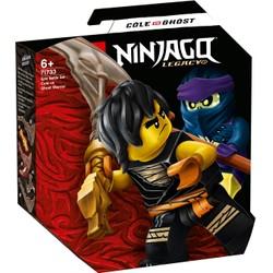Set de bataille épique - Cole contre le guerrier fantôme - LEGO Ninjago - 71733