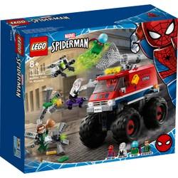 Le camion monstre de Spider-Man contre Mystério - LEGO - Spiderman- 76174