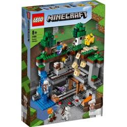 La première aventure - LEGO Minecraft - 21169