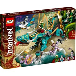 Le dragon de la jungle - LEGO Ninjago - 71746