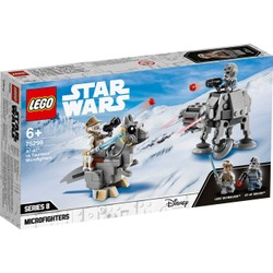 Microfighters AT-AT contre Tauntaun - LEGO Star Wars - 75298