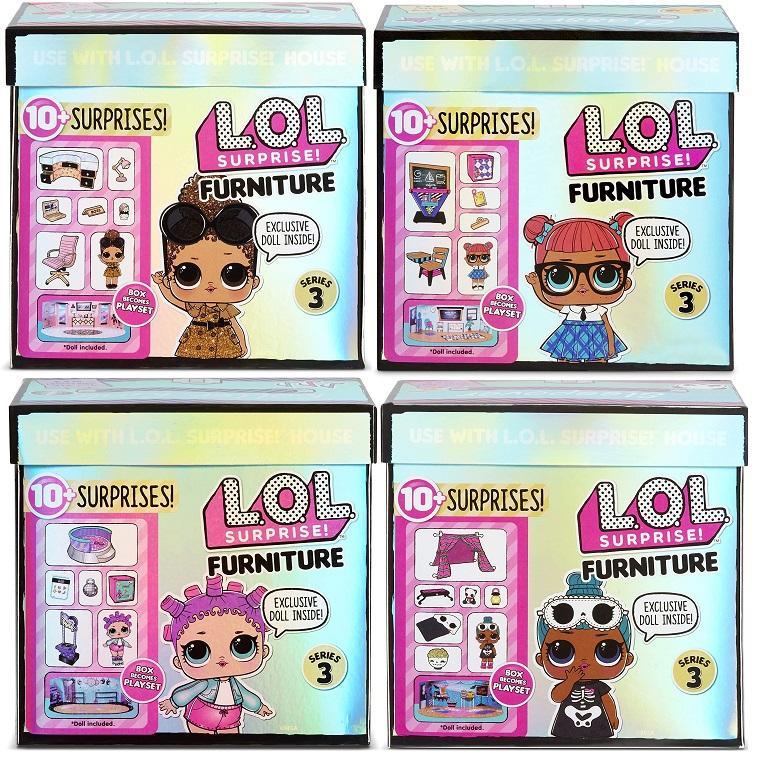 L.O.L Suprise! Playset Serie 3 - Teacher s Pet