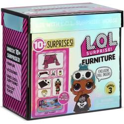 L.O.L Suprise! Playset Serie 3 - Sleepy Bones
