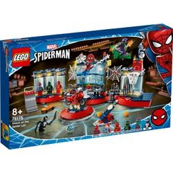 L'attaque contre le repaire de Spider - LEGO Spiderman - 76175