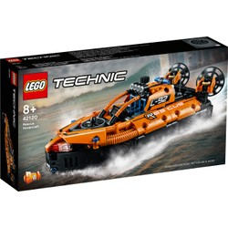 Aéroglisseur de sauvetage - LEGO Technic - 42120