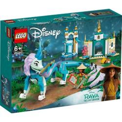 Raya et le dragon Sisu - LEGO Disney - 43184