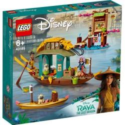 Le bateau de Boun - LEGO Disney - 43185
