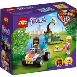 Le buggy de sauvetage de la clinique vétérinaire - LEGO Friends - 41442