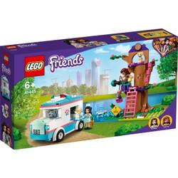 L'ambulance de la clinique vétérinaire - LEGO Friends - 41445