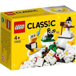 Briques blanches créatives - LEGO Classic - 11012