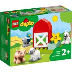 Les animaux de la ferme - LEGO DUPLO - 10949