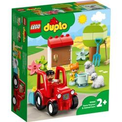Le tracteur et les animaux - LEGO DUPLO - 10950