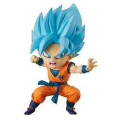 Figurine Dragon Ball Super 8 cm et son socle
