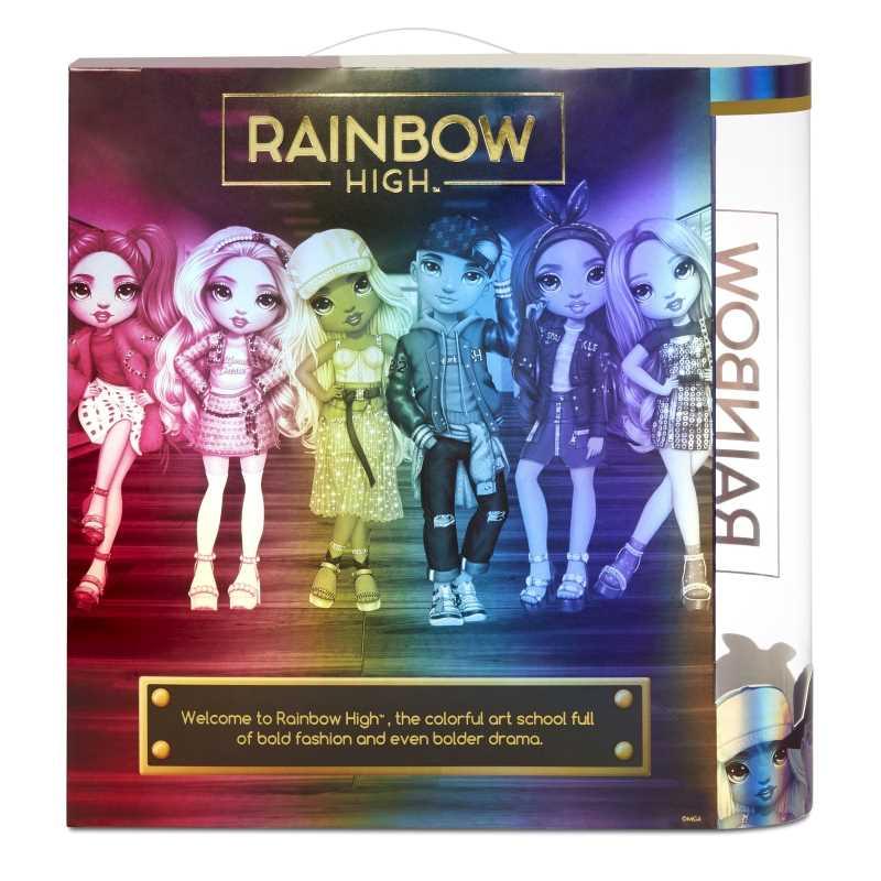 Rainbow High - Poupée Fashion Stella Monroe
