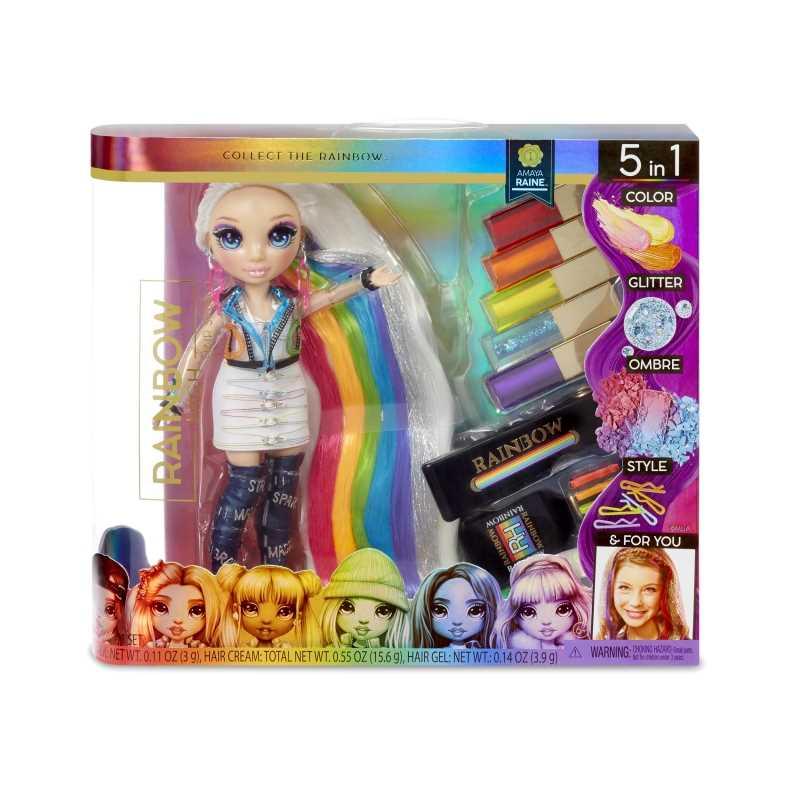 Rainbow High - Hair Studio