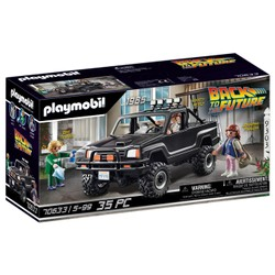 Pick-up de Marty - PLAYMOBIL Back to the Future - 70633