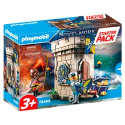 Starter Pack Donjon Novelmore - PLAYMOBIL Novelmore - 70499