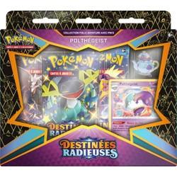 Pokémon - Coffret Destinées Radieuses avec pin's