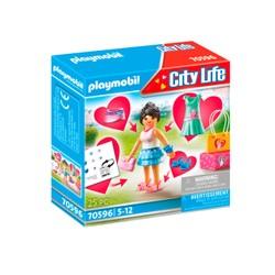 Jeune fille stylée - PLAYMOBIL City Life - 70596