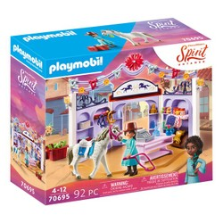 Boutique d'équitation de Miradero - PLAYMOBIL Spirit - 70695