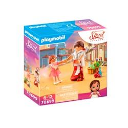 Lucky enfant avec Milagro - PLAYMOBIL Spirit - 70699