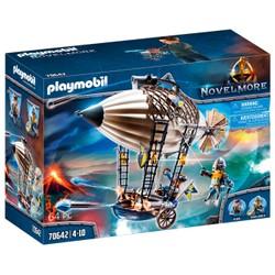 Aérostat de Dario - PLAYMOBIL Novelmore - 70642