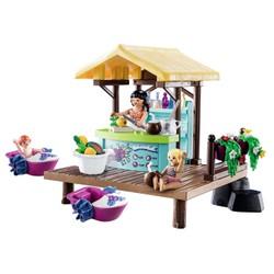 Bar flottant et vacanciers - PLAYMOBIL Family Fun - 70612