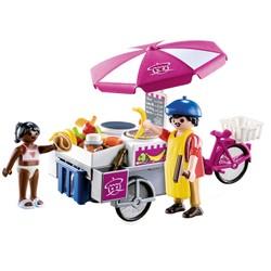 Stand de crêpes - PLAYMOBIL Family Fun - 70614