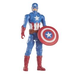 Avengers - Titan Hero Series Blast Gear - Figurine Captain America