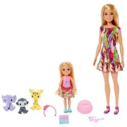Coffret Barbie et Chelsea