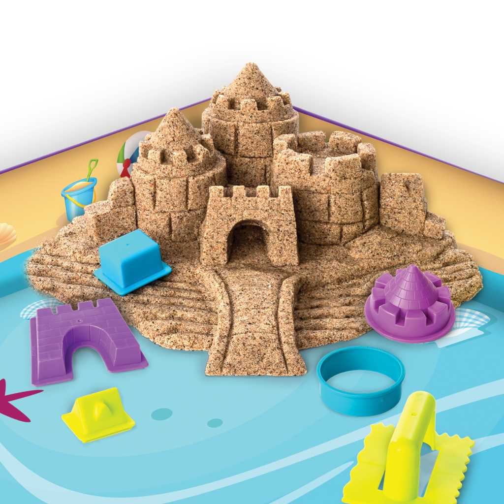 Kinetic Sand - Coffret Plage