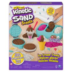 Kinetic Sand - Coffret Délices Glacés Parfumés