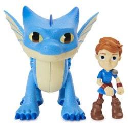 Dragons Rescue Riders - Figurine Dragon et Viking