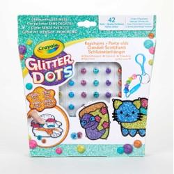 Glitter Dots - Porte-clés