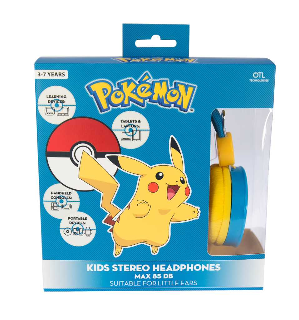 Pokémon - Casque audio pour enfant