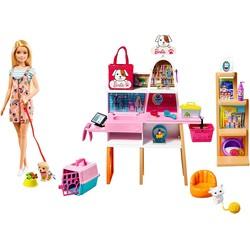 Barbie - Coffret Animalerie
