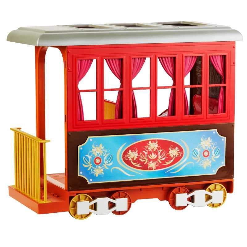 Spirit - Le train de Lucky
