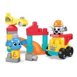Mega Bloks - Chantier de construction First Builders