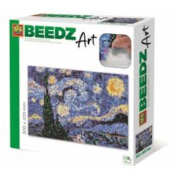 Beedz Art - Van Gogh La Nuit Étoilée