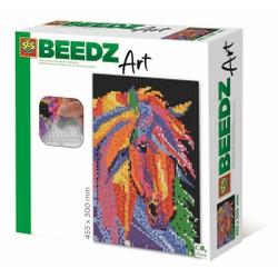 Beedz Art - Cheval fantaisie