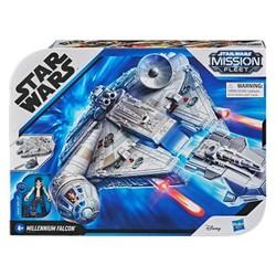 Star Wars Mission Fleet Vehicule Faucon Millennium