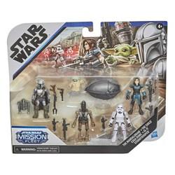 Star Wars Mission Fleet Mandalorian Multipack Figurines